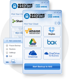 Secure Backup For USB Drive with DriveSecurity Anti-Virus Software